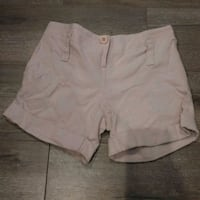 Beige shorts (size S)