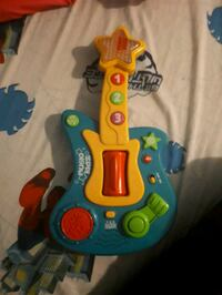 toddler's blue and yellow plastic toy Sudbury, P3B 1H3