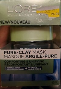 Brand new Loreal Clay Mask Toronto, M6M 4Y4