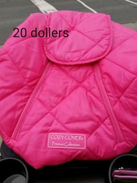 Car seat cover for the winter  Oshawa, L1G 3V2