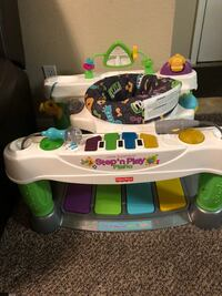 Fisher price sit and stand piano