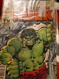 The Incredible Hulk London, N5Y 3C5