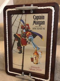 Captain Morgan Mirror Frederick, 21701
