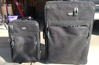 American Tourist luggage set - 2 piece -last day October 29th,2019. Calgary, T3M 0M7