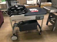 Weber Performer Deluxe Charcoal Grill 1159 mi