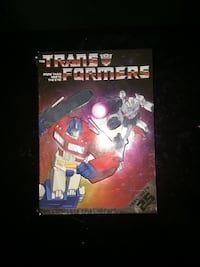 Transformers complete first season  Calgary, T2A 7R1