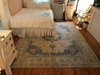 Traditional Persian Vintage Rug - 8' x 10' Washington, 20007