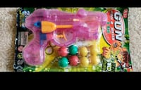 2 in 1 .....Water and ball gun 8 Ball's included flyear and fast.... Gaithersburg, 20878