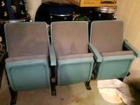 Theater chairs Brantford, N3S 5B6