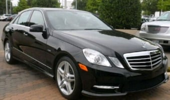 2012 Mercedes-Benz E-Class E350 BlueTEC Luxury