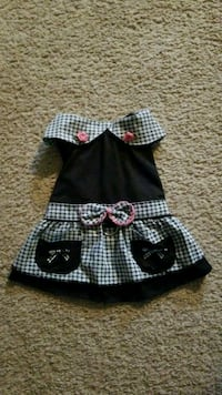 Small Puppy dog black and white dress  Rochester, 14624