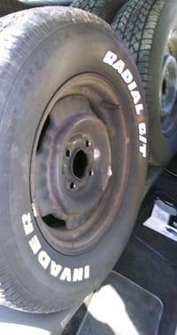 4 205/70 14 radial gt tires