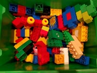 Duplo Lego's for small kids Alhambra, 91801