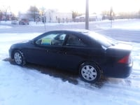02 Honda Civic 5 speed 140,000 miles good running car..very nice work car deal of the day