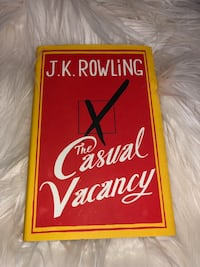 The casual vacay J.K.Rowling North Vancouver, V7L 3G9
