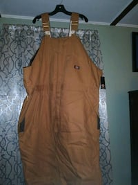 Insulated Overalls 3xl Rahway, 07065