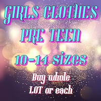 Pree teen girls clothes LOT Gympie, 4570
