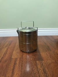 Stainless steel Lunch Box Burnaby, V3J 1S3