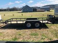 New 16' Utility ATV / UTV Trailer