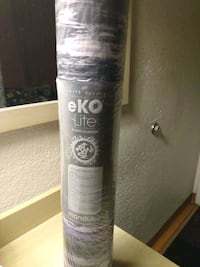 68 in eKO Lite 4mm cushion. YOGA MATT