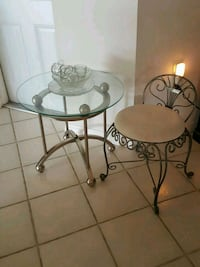 glass coffee table  Boca Raton, 33487