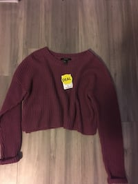 BRAND NEW FOREVER 21 sweater Nanaimo, V9T 3T5