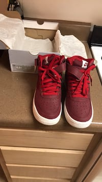 Air Force 1 Mid LV8 Justice, 60458
