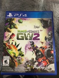Plants and Zombies PS4