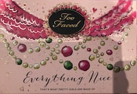 Too Faced Everything Nice palette Mont-Saint-Hilaire, J3H 5L6