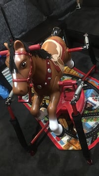 Radio flyer Interactive ride on horse  Glen Burnie, 21061
