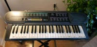 black and white electronic keyboard Laurel, 20723