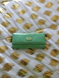 Green and Gold Wallet Frederick, 21702