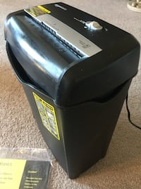 Paper shredder, cross-cut Las Vegas, 89128