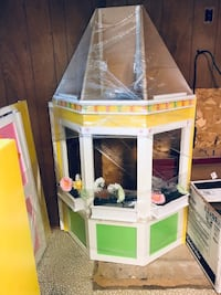 Girls Bunk bed playhouse (new!) Monument, 80132