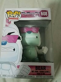 (BEAR) FUNKO POP VINYL FIGURE