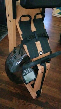 WaterRower + Performance Monitor