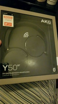 Brand new black and gray Sony headphones West New York, 07093