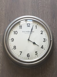 Restoration hardware train clock Smyrna, 30080