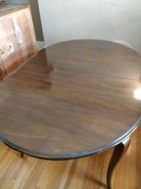 Refinished Dining Table & Chairs