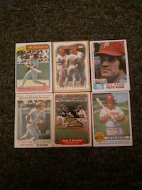 Just a couple of Pete Rose cards