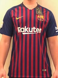Barcelona soccer jersey 2018-2019!! The newest!! Los Angeles, 91402