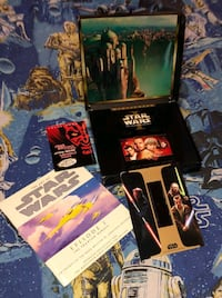 Star Wars Items