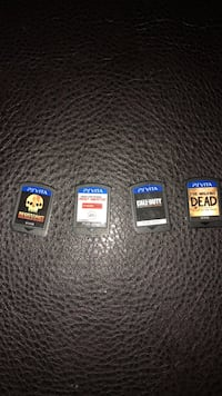 three assorted color micro SD cards Henderson, 89012