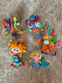 Set of Baby Toys - 5 pieces Vienna, 22182