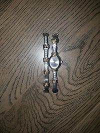 Eternity quartz matching watch and bracelet Edmonton