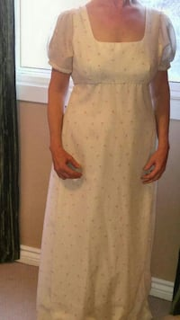 Regency Reproduction gown 3132 km