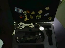 PSP Carrying Case With PSP Radio and Headphone connector
