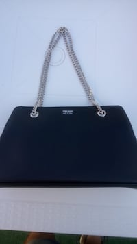 Tote bag Michael Kors in pelle nera Roma, 00187