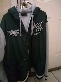 The Hundreds drawing lines jacket  Moore, 73160