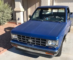 1989 Chevy S-10 Truck